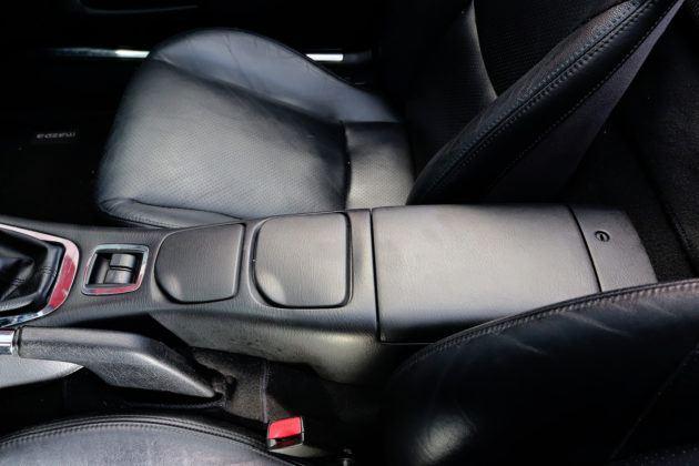 Mazda MX-5 - konsola środkowa, podłokietnik