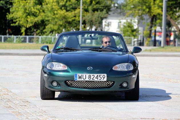 Mazda MX-5 - przód