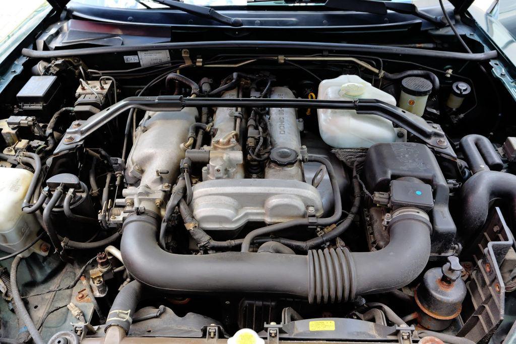 Mazda MX-5 - silnik