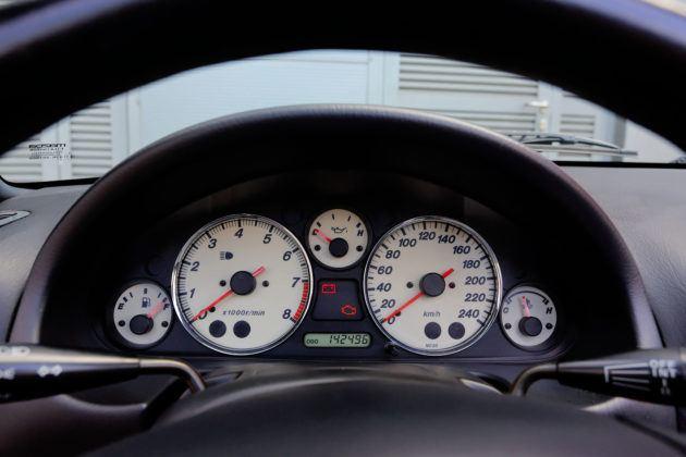 Mazda MX-5 - wskaźniki