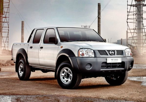 Nissan Pickup (NP300)