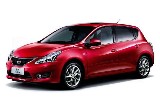 Nissan Tiida II