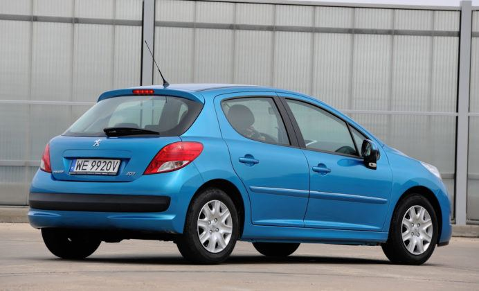 Używany Peugeot 207 - sylwetka