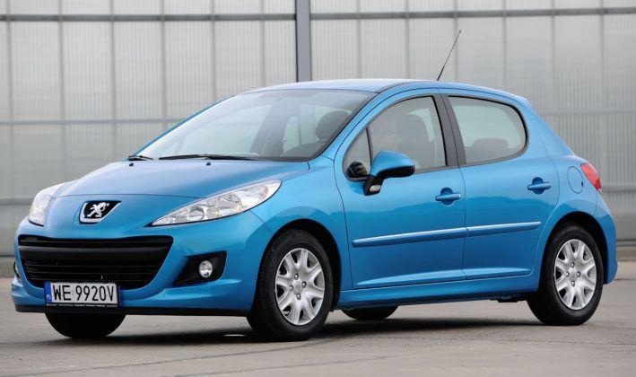 Peugeot 207 - sylwetka