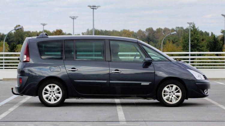 Renault Espace - bok