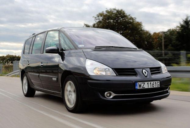 Renault Espace - dynamiczne