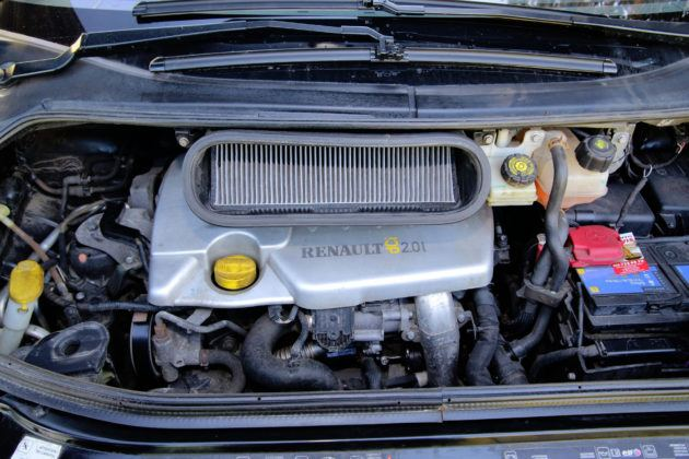 Renault Espace - silnik