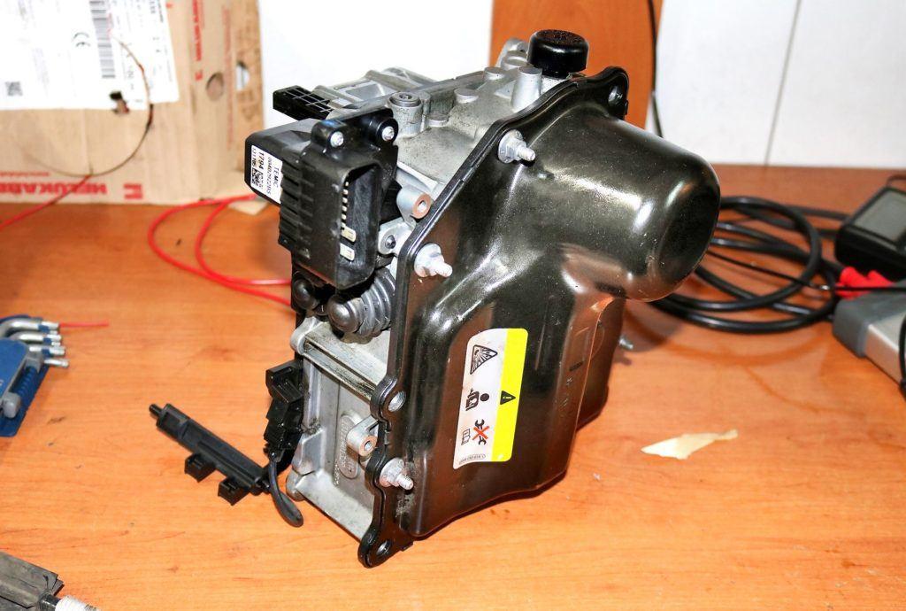 Mechatronika DSG