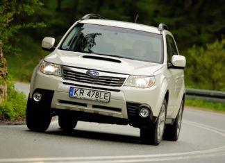 Używane Subaru Forester III (2008-2013). Opinie, spalanie i usterki