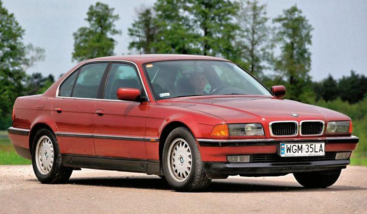 ZF 5HP 24 30 - BMW serii 7 E38