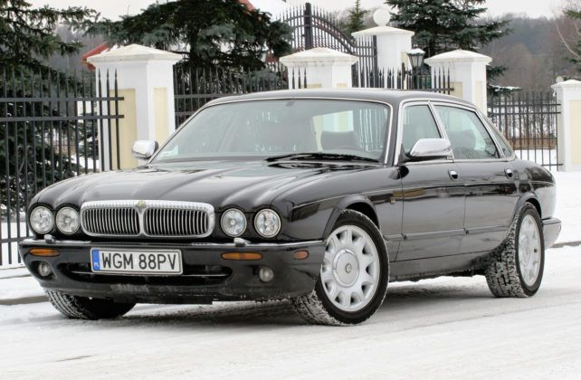 ZF 5HP 24 30 - Jaguar XJ