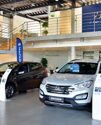Salon Hyundai