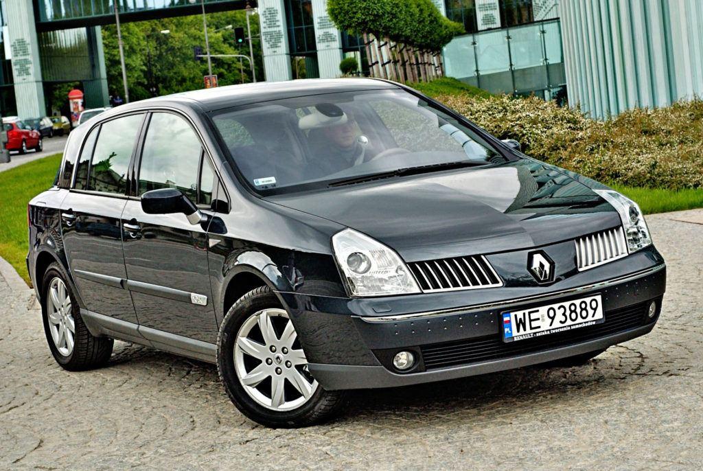 1 Renault Vel Satis