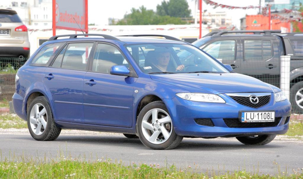 10 Mazda 6