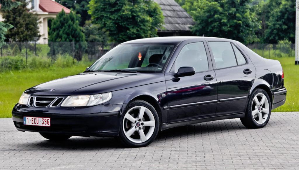 17 Saab 9-5