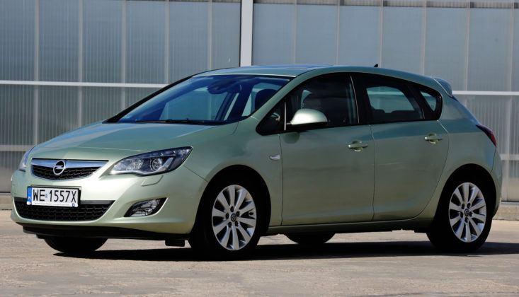 2.0 CDTI - Opel Astra