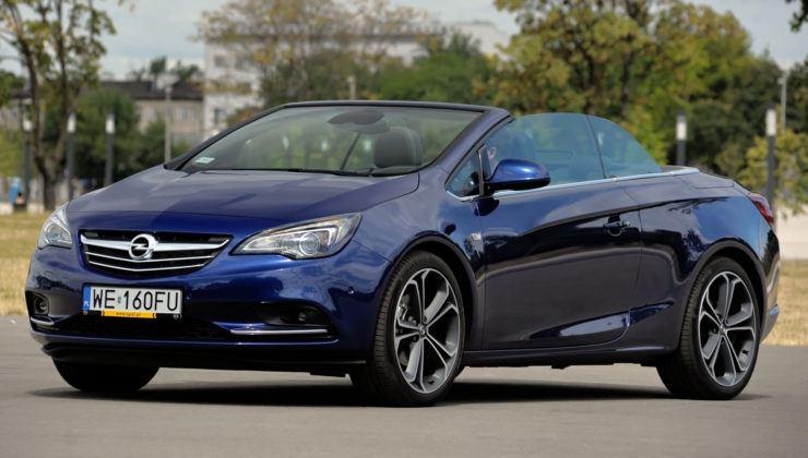 2.0 CDTI - Opel Cascada