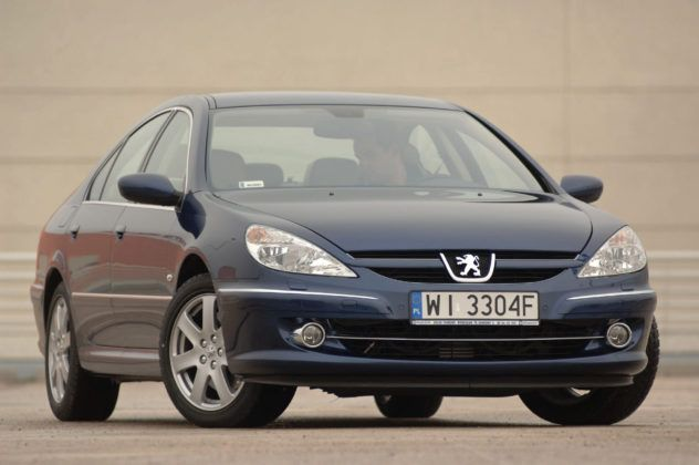 2.0 HDi - Peugeot 607