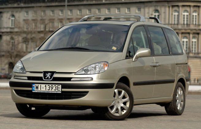 2.0 HDi - Peugeot 807