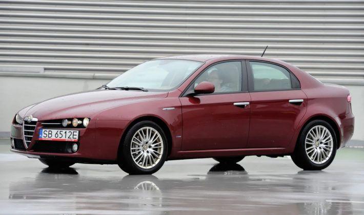 2.0 JTDM - Alfa Romeo 159