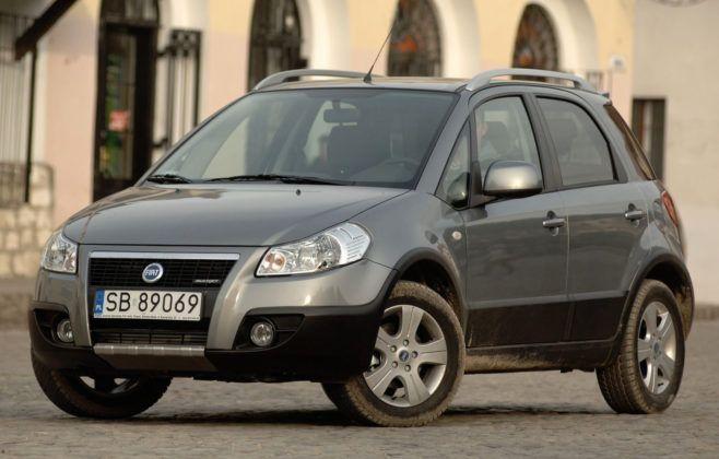 2.0 JTDM - Fiat Sedici