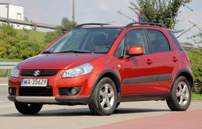 2.0 JTDM - Suzuki SX4