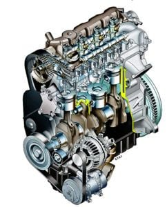 Ford 2.0 TDCi