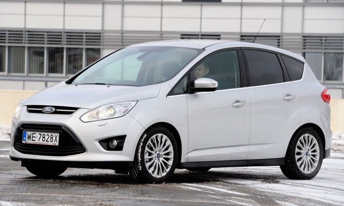 2.0 TDCi - Ford C-Max