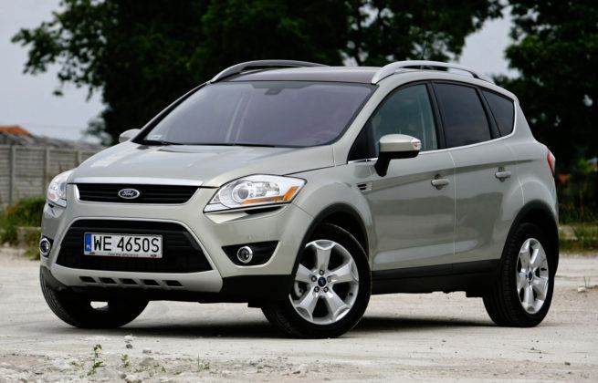 2.0 TDCi - Ford Kuga