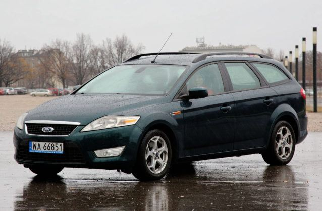 2.0 TDCi - Ford Mondeo