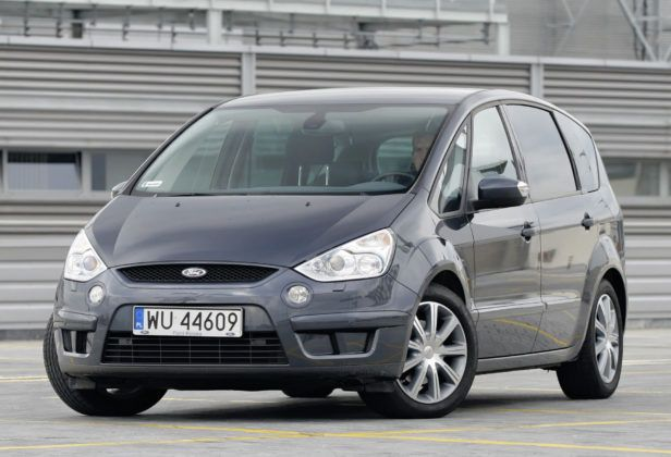 2.0 TDCi - Ford S-Max