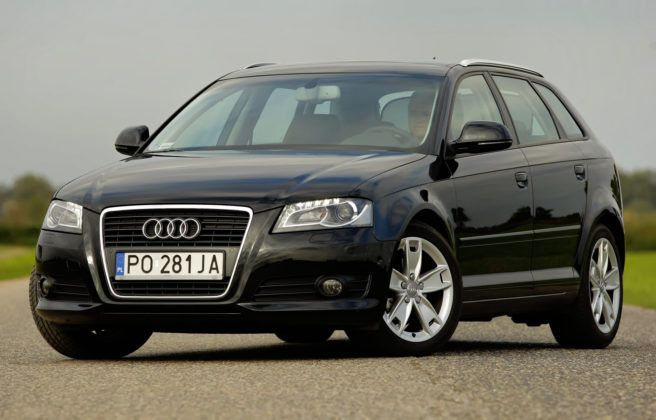 2.0 TDI - Audi A3