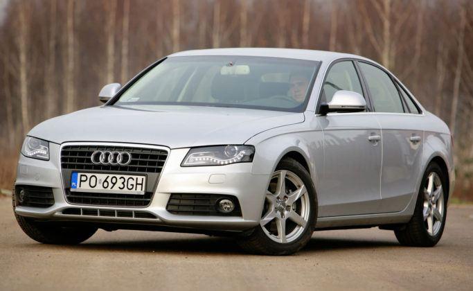 2.0 TDI - Audi A4