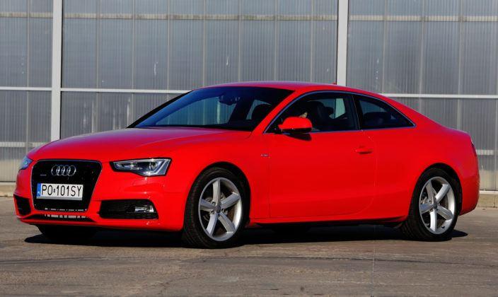 2.0 TDI - Audi A5