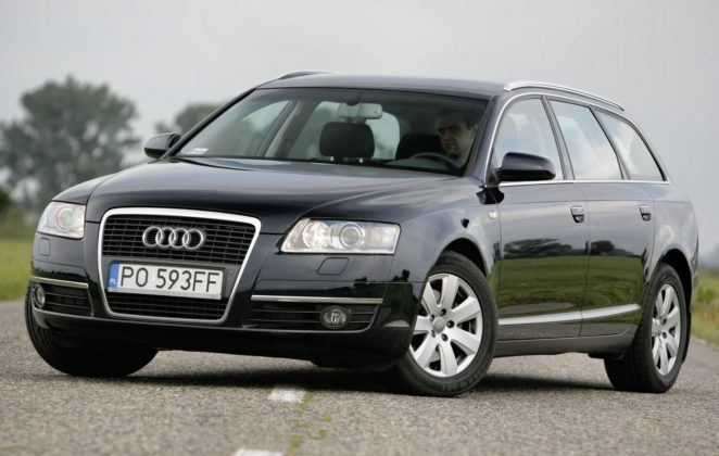 2.0 TDI - Audi A6