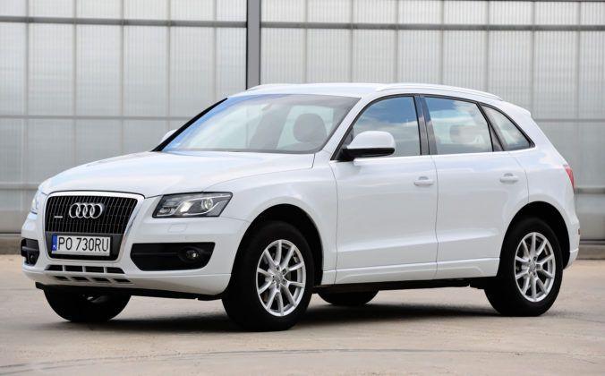 2.0 TDI - Audi Q5