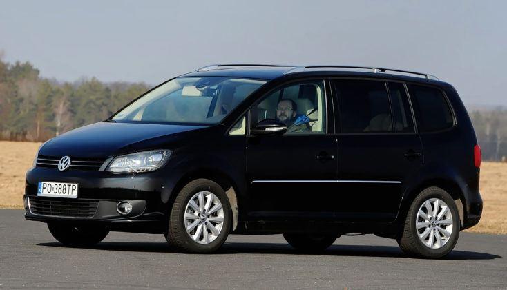 2.0 TDI - Volkswagen Touran