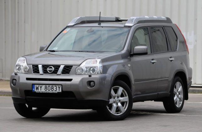 2.0 dCi - Nissan X-Trail