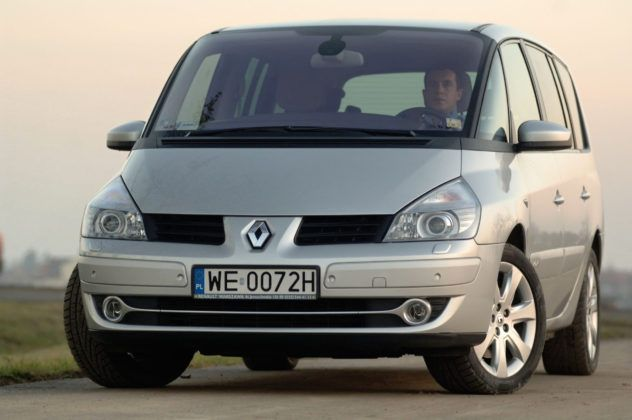 2.0 dCi - Renault Espace