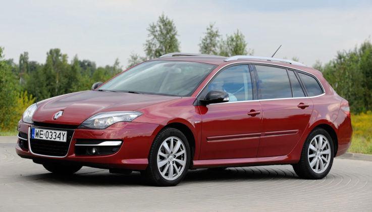 2.0 dCi - Renault Laguna