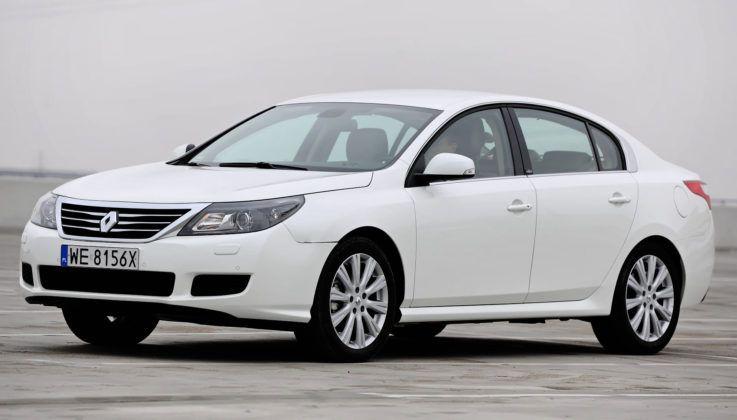 2.0 dCi - Renault Latitude
