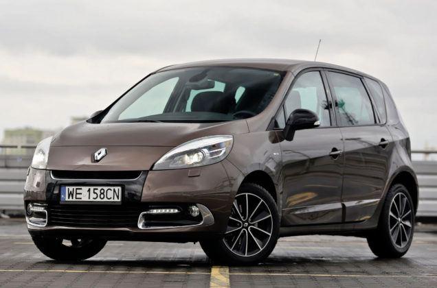2.0 dCi - Renault Scenic