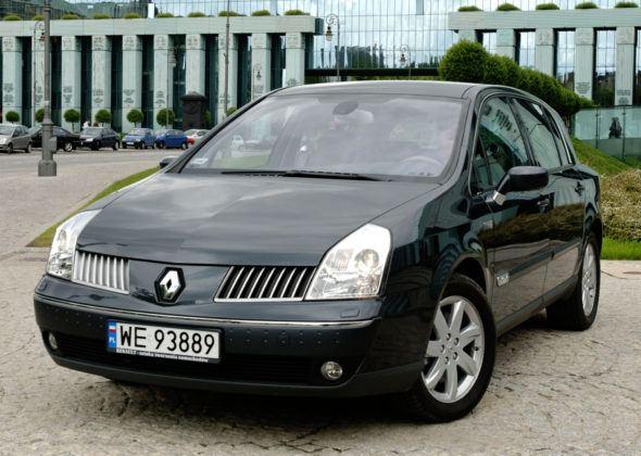2.0 dCi - Renault Vel Satis