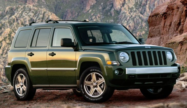 2.0d (TDI) - Jeep Patriot