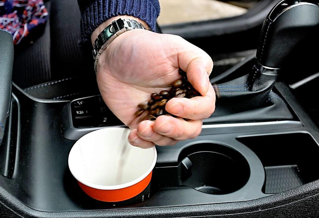 Kawa usuwa nieprzyjemne zapachy