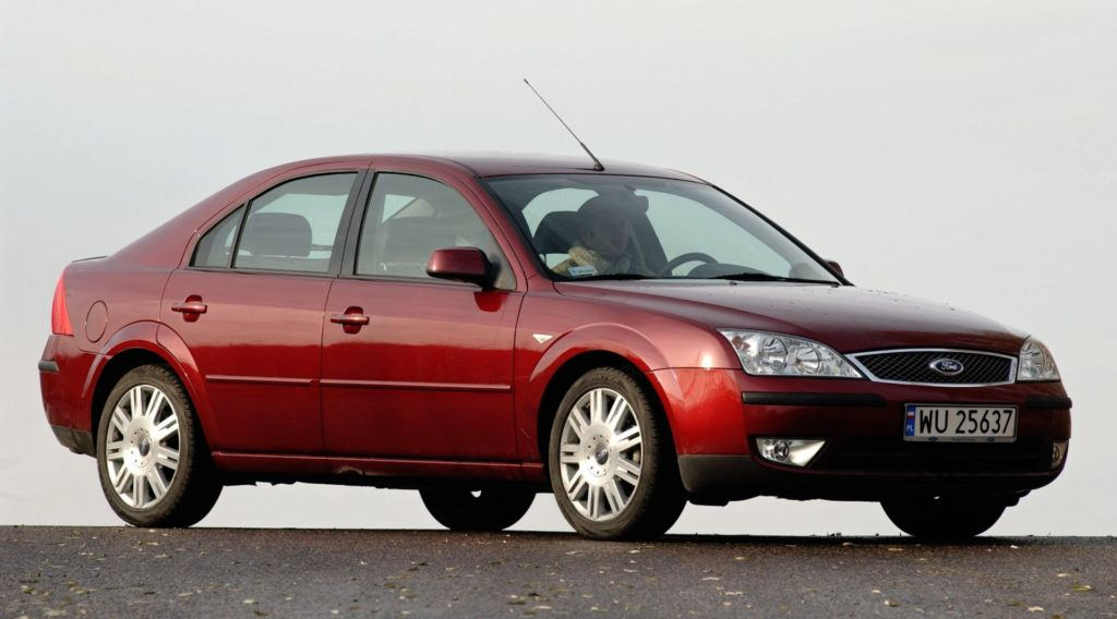 5 Ford Mondeo
