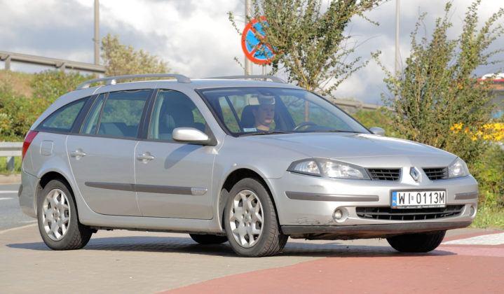 6 Renault Laguna