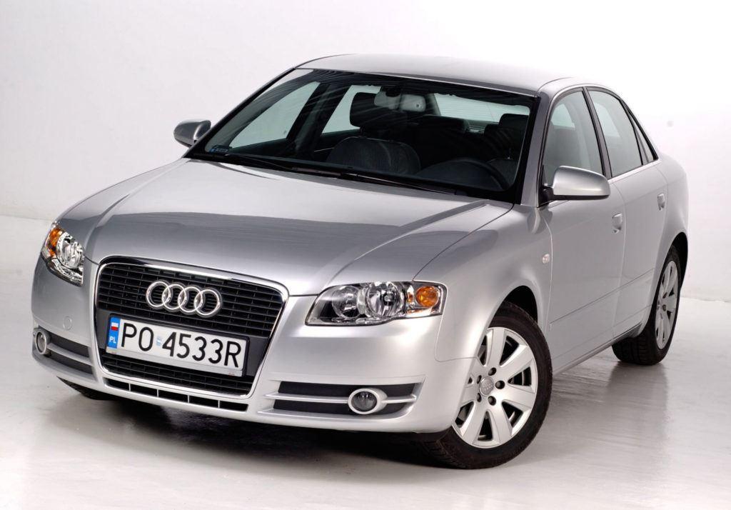8 Audi A4 B7