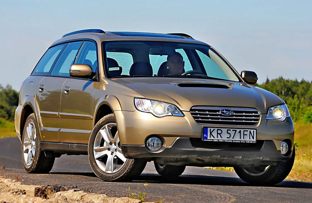 9 Subaru Legacy