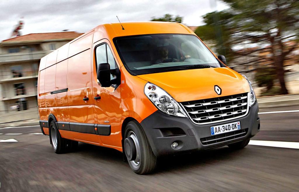 Duże dostawcze - miejsce 1 - Renault Master